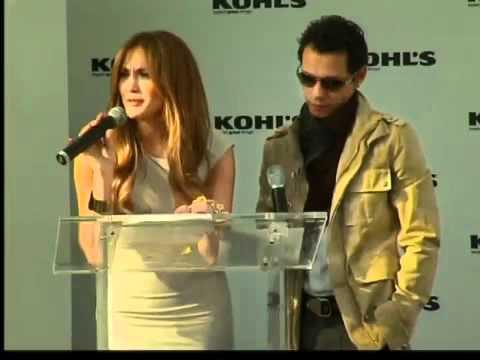 Divorcio Jennifer Lopez y Marc Anthony