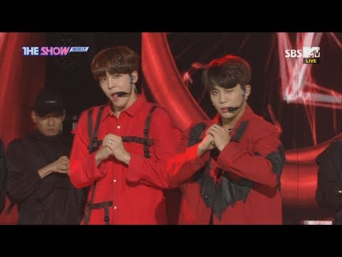 ATEEZ, Pirate King [THE SHOW 181127]