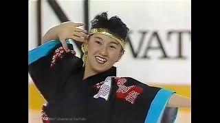 伊藤みどり Midori Ito 1990 Worlds (Halifax) Exhibition 羊蹄のまつり, スパイ大作戦