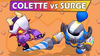 COLETTE vs SURGE | Trixie VS Paladin | 1 VS 1