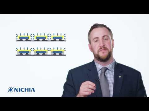 Nichia's Direct Mountable Chip E21A, DMC E21A