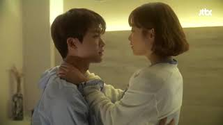 Những cảnh quay tình cảm lãng mạn phim hàn quốc P1