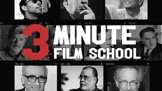Everything I Learned In Film School In Under 3 Minutes
