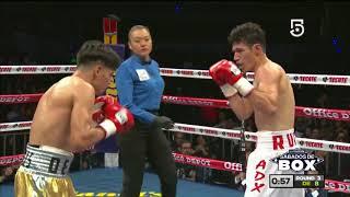 Hugo Ruiz vs Dennis Contreras