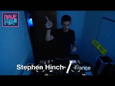 Stephen Hinch at MAMA Radio (Trance)