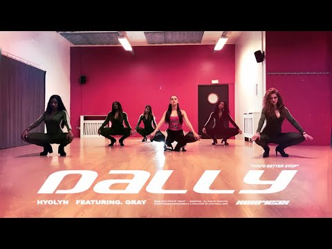 Hyolyn (효린) - DALLY (달리) (ft. GRAY) dance cover from RISIN' CREW from France