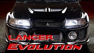 MITSUBISHI LANCER EVOLUTION 5 -||- SOUND COMPILATION