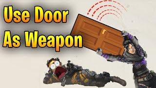 Portal + Door = Instant Kill - Apex Legends Highlights