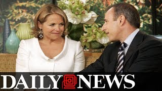 Katie Couric finally responds to Matt Lauer sex misconduct claims