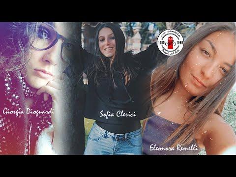 "Sofia Clerici, Giorgia Dioguardi e Eleonora Remelli a ""cicliste in streaming"""
