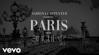 Sabrina Carpenter - Paris (Visualizer Video)