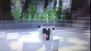 Screaming Goat Minecraft Dancing