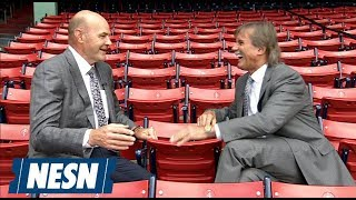 Dennis Eckersley And Kirk Gibson, 30 Years After World Series Home Run