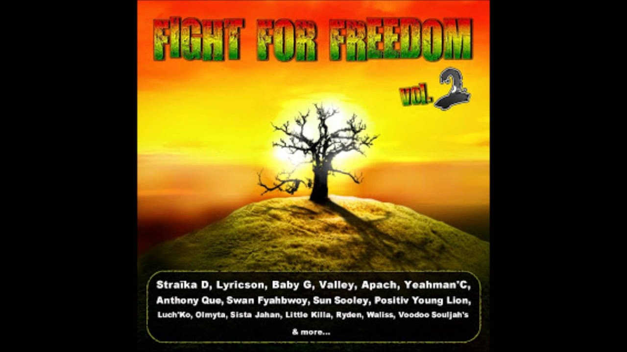 Olmyta - Joue Le Fight For Freedom (Fight For Freedom Vol.2)