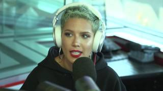 Halsey reveals her songwriting trick + people she's treated badly