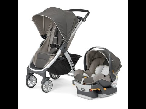 Chicco Bravo Trio Travel System Papyrus Review