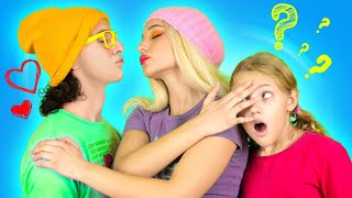 Annoying My Sister ALL DAY LONG! Relatable Sibling Wars and Family Struggles by La La Life Musical