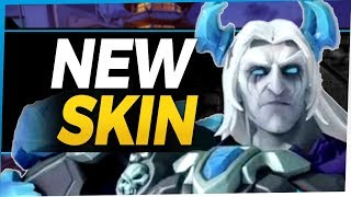 Overwatch NEW Sigma Legendary Skin and Overwatch 2 HUD Updates
