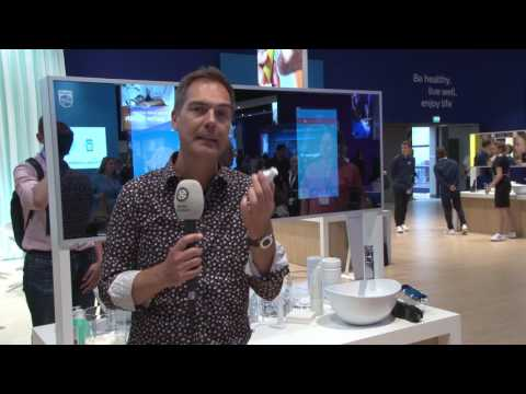 Philips Breath Analyzer - SoniCare Breath care (IFA 2016) preview » BesteProduct