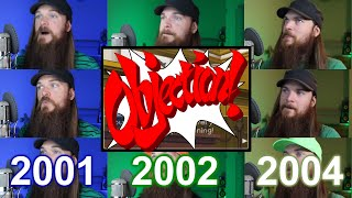 SmoothMcGroove's Trilogy Objection Medley