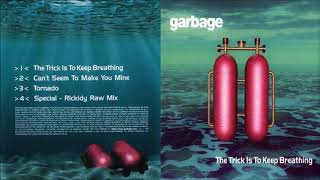 Garbage ‎– The Trick Is To Keep Breathing  ‎(CD, Single)