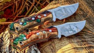 Making FALK KNIFE Part 1