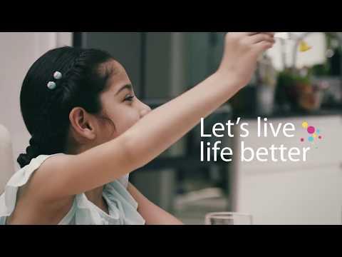 Ayo Hidup Lebih Baik bersama Panasonic