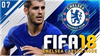 FIFA 18 Chelsea Career Mode S3 Ep7 - GOAL OF THE SEASON CONTENDER!!