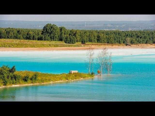 俄重金屬汙染湖泊成拍照熱點