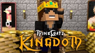I'm a King | Minecraft Kingdom [S1: Ep.1 Minecraft Roleplay Adventure]