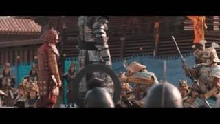 Best Scene 47 Ronin - Fight samurai armor