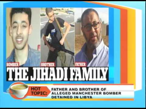 Family of Manchester Bomber Detained in Libya