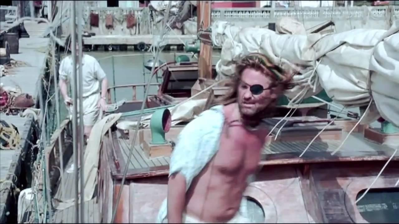 Movie captain ron nude shower scene