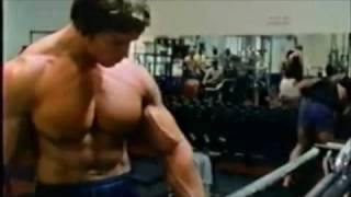 Biceps Exercises - Arnold Schwarzenegger [biceps training]