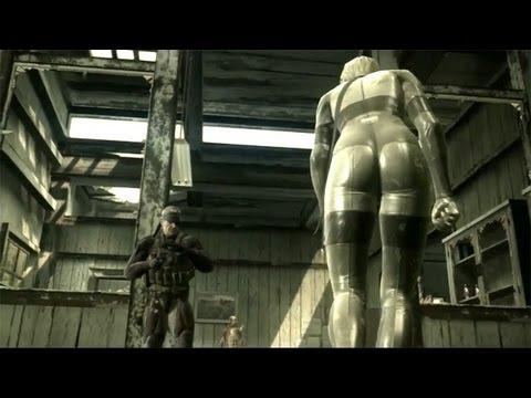 Metal gear solid 4 sex scene