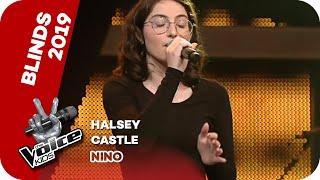 Halsey - Castle (Nino) | Blind Auditions | The Voice Kids 2019 | SAT.1