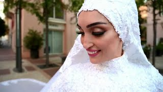 Bride 'thought she was going to die' as wedding video capt..