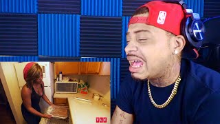 She Cooks Lasagna In The Dish Washer | DJ Ghost REACTION