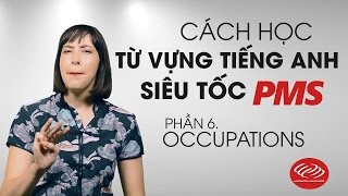 Phần 6 Occupations