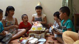 Birthday - Sinh nhật Thanh Huyền 7 tuổi by Giai tri cho Be yeu
