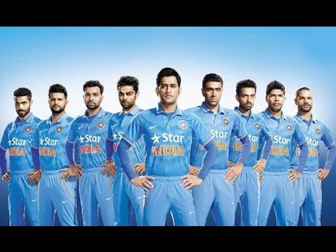 All The Best Team India