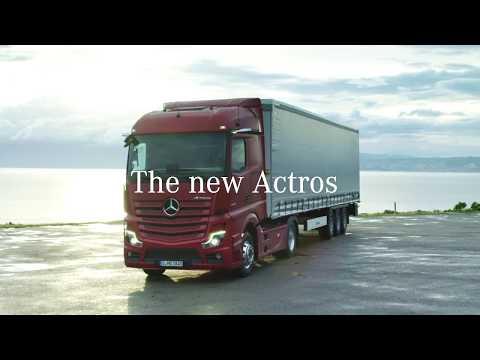 New Mercedes-Benz Actros | Hertfordshire, Essex, Suffolk