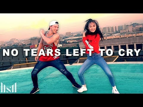 NO TEARS LEFT TO CRY - Ariana Grande | Matt Steffanina & AC Bonifacio Dance