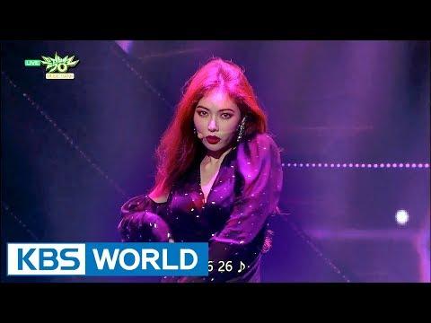 HyunA - BABE | 현아 - 베베 [Music Bank / 2017.09.08]