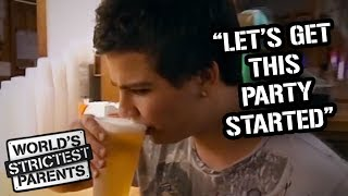 Wild Night Out | World's Strictest Parents