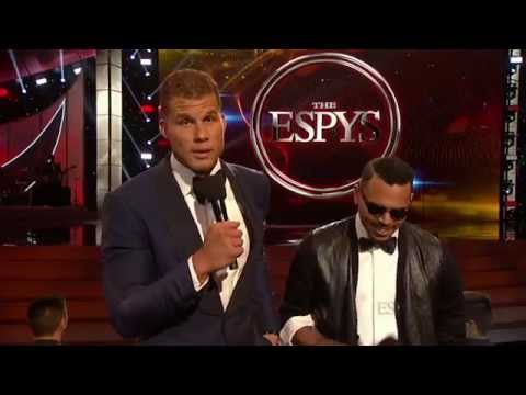 Baixar Blake vs Drake Opening Skit For The 2014 ESPYs Awards Feat Chris Brown