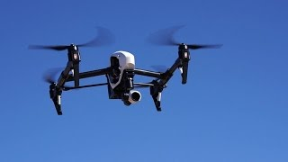 Tìm Hiểu Về Flycam - DJI Giới Thiệu INSPRIRE 1