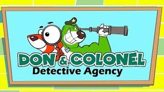 Rat-A-Tat |'Detective Don New Episode Best 60 min Cartoons'| Chotoonz Kids Funny Cartoon Videos