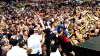 I Prevail @ Warped Tour 2017 - Pittsburgh