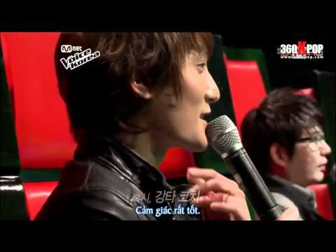 [Vietsub] The Voice Of Korea Ep 2 P4/5 [360Kpop.com]